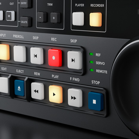 Modern Design with Traditional Controls