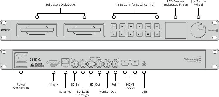 hyperdeck utility software