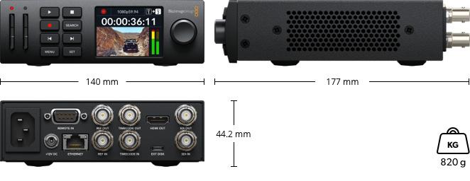 HyperDeck Studio HD Mini