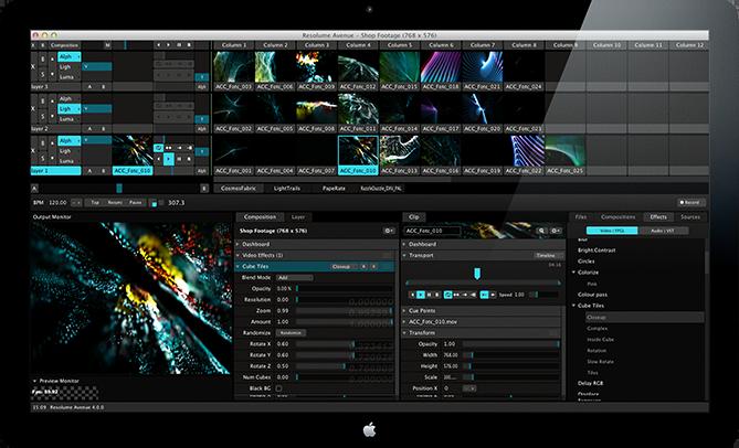 Intensity Software Blackmagic Design