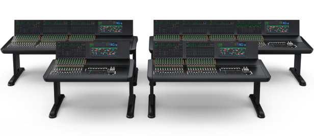 Fairlight Advanced Consoles
