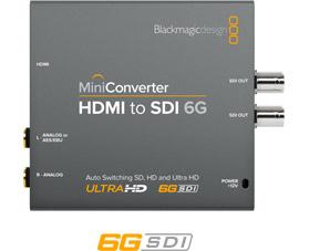 6G-SDI Mini Converter