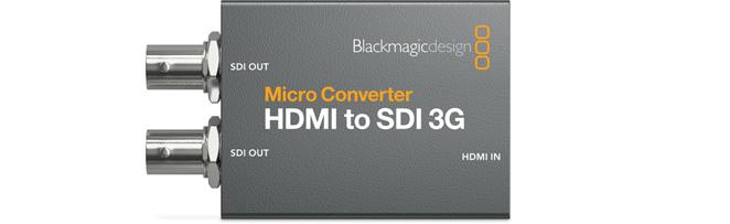 Micro Converter HDMI to SDI 3G wPSU