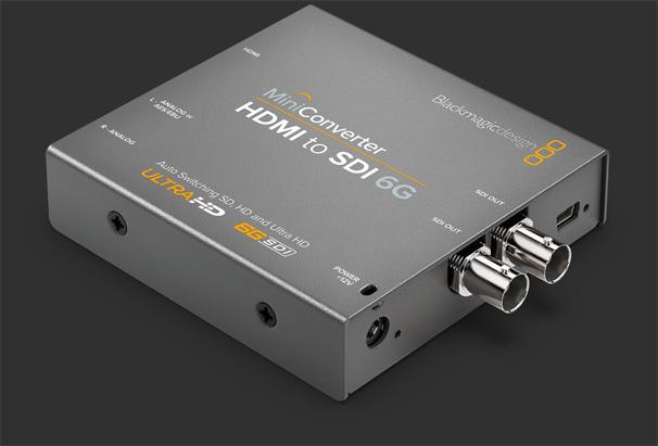 Mini Converters Blackmagic Design