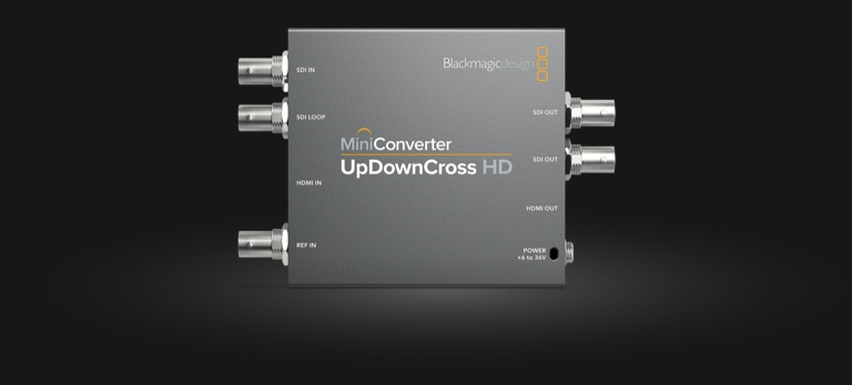Mini Converter UpDownCross HD