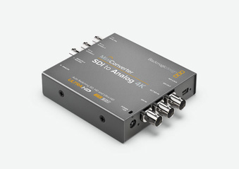 Mini Converter SDI to Analog 4K
