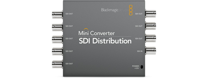 Mini Converter SDI Distribution