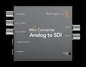 Mini Converter Analog to SDI
