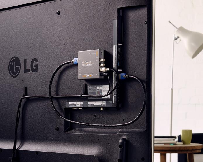 SDI to HDMI 6G