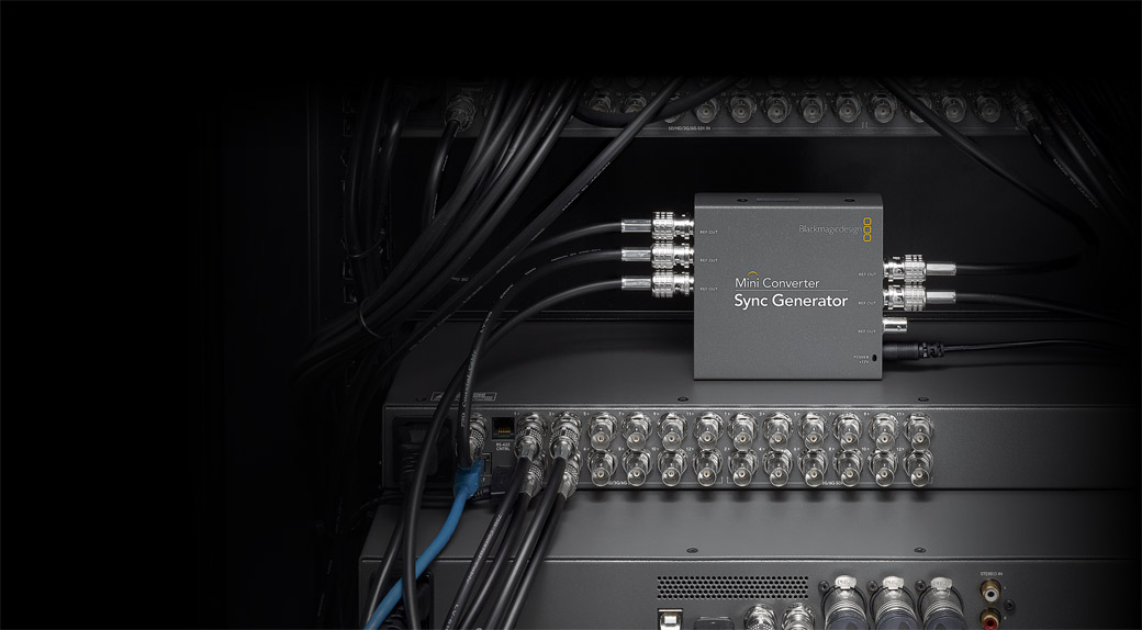 Sync Generator