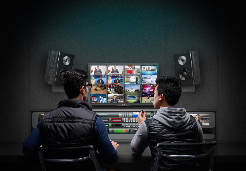 MultiView | Blackmagic Design