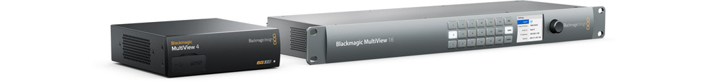 Multiview Blackmagic Design
