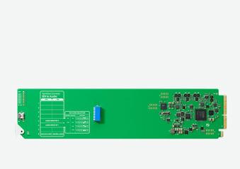 OpenGear Converter SDI to Audio