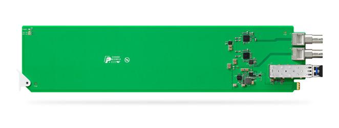 OpenGear Converter Optical Fiber