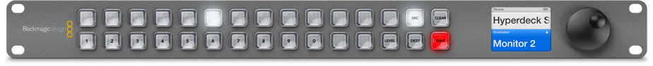 Hardware Master Control