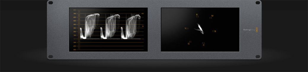 Waveforms on SmartScope Monitors