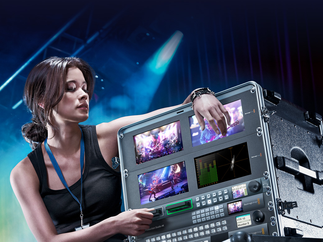 Smartview Blackmagic Design