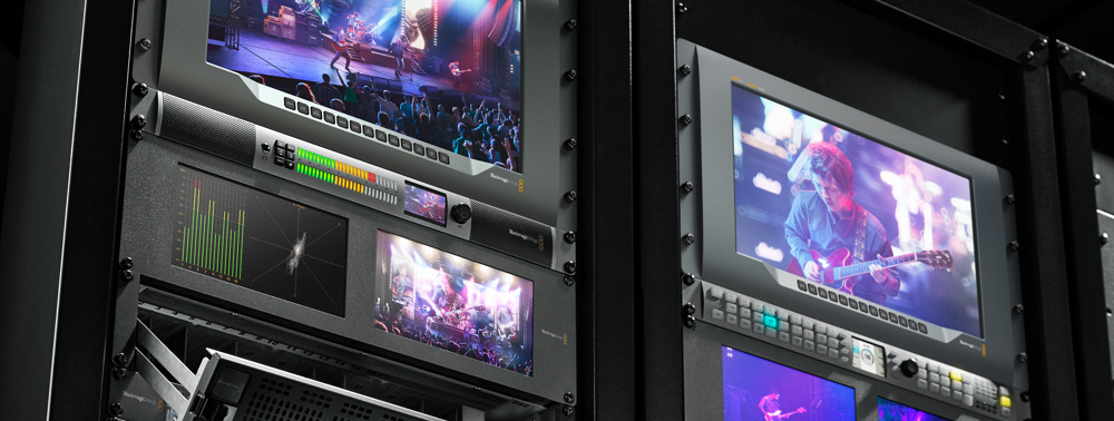 Live Production Camera Monitor