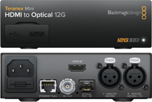 HDMI to Optical 12G