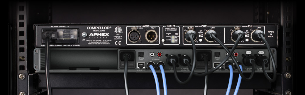 Use Pro Audio Gear with SDI