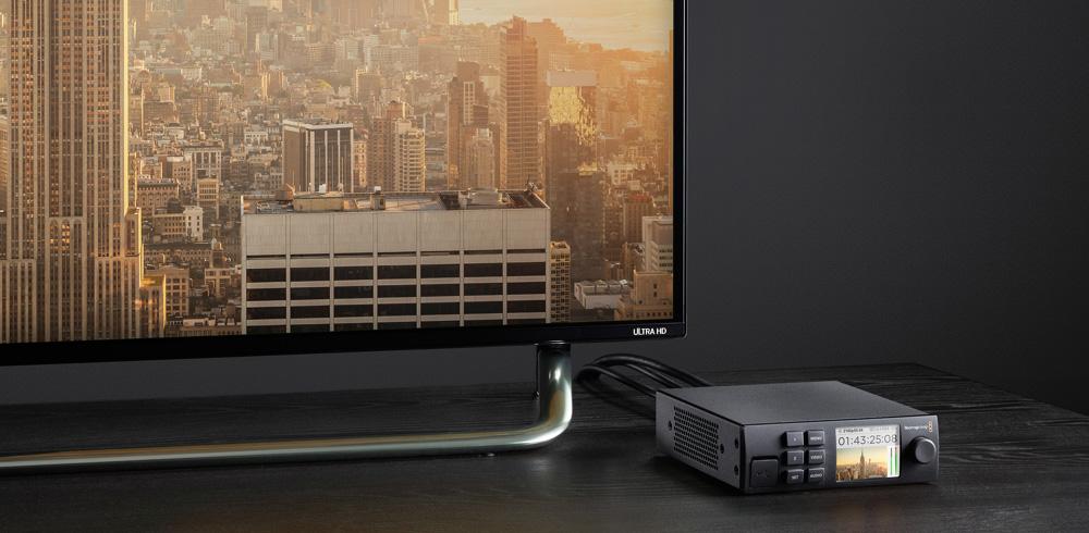 Convert Computer HDMI to SDI
