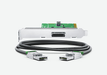 Blackmagic PCI Express Cable Kit