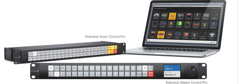 Videohub Control
