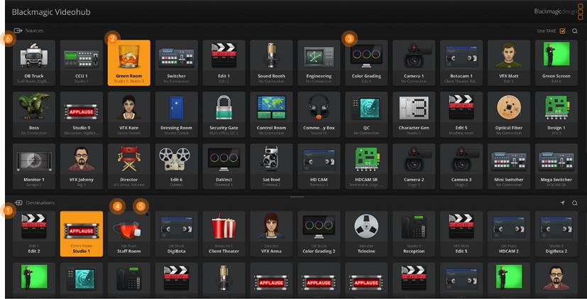 BlackMagic Universal VideoHub System 64 BIT