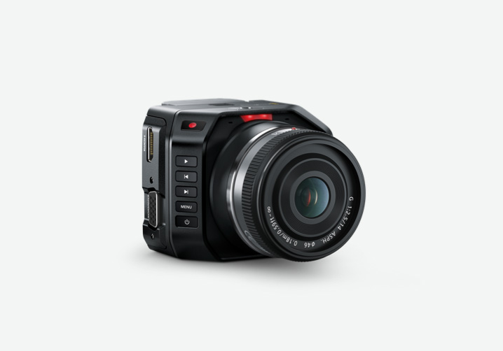 Blackmagic Micro CinemaCamera