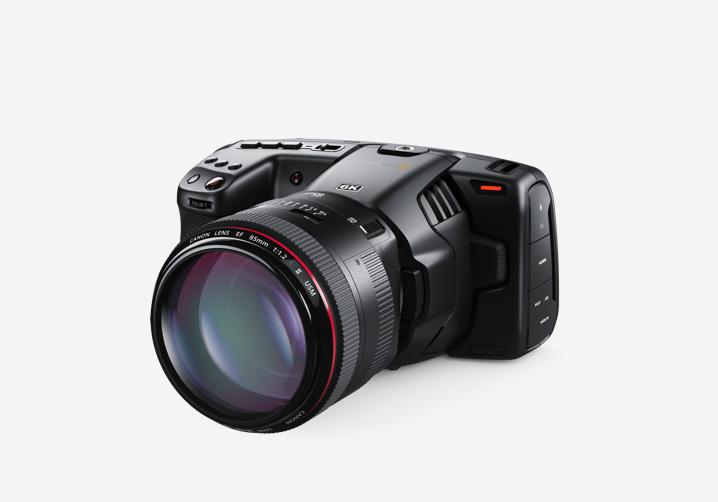 Blackmagic Pocket Cinema Camera 6K